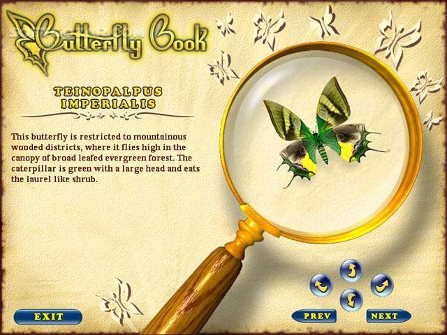 Butterfly Escape تصاویر نرم افزار  - سافت گذر