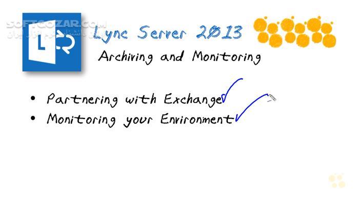 CBT Nuggets Microsoft Lync Server 2013 70 336 تصاویر نرم افزار  - سافت گذر