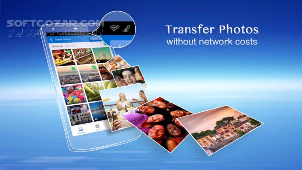 CM Transfer 1 5 8 0367 for android 4 0 تصاویر نرم افزار  - سافت گذر