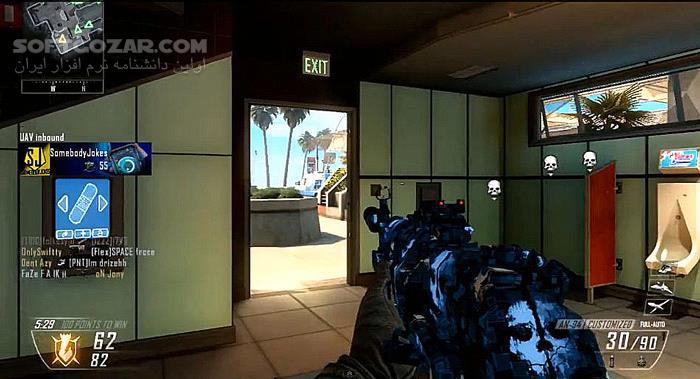 Call of Duty Ghosts Update 4 to 10 تصاویر نرم افزار  - سافت گذر