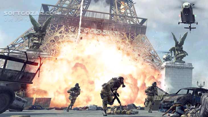 Call of Duty Modern Warfare 3 تصاویر نرم افزار  - سافت گذر