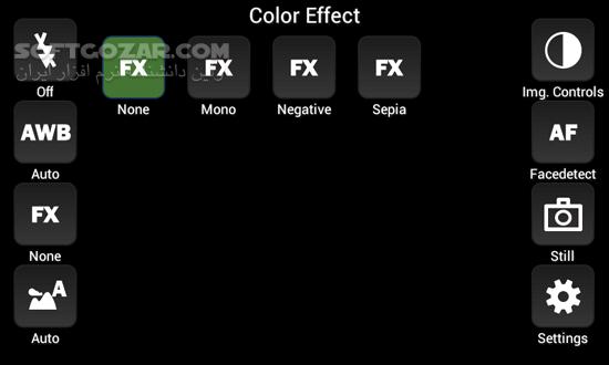 CameraPro 2 0 (CameraX) 3 3 8 for Android 2 2 تصاویر نرم افزار  - سافت گذر