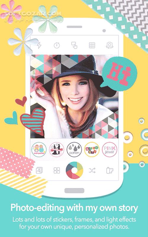 Candy Camera Pro 5 4 22 for Android 4 0 تصاویر نرم افزار  - سافت گذر
