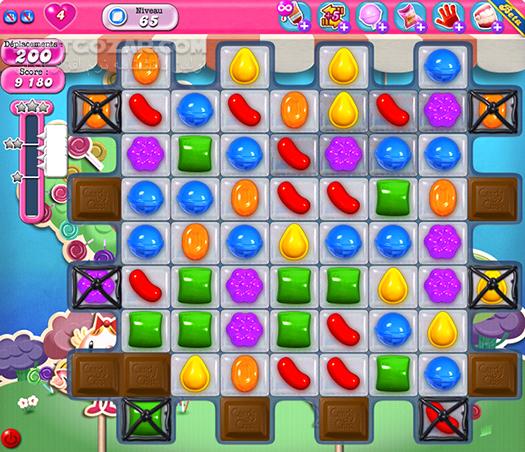 Candy Crush Saga 1 128 0 3 for Android 2 3 تصاویر نرم افزار  - سافت گذر