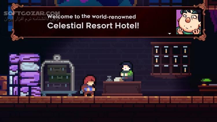 Celeste Updates تصاویر نرم افزار  - سافت گذر