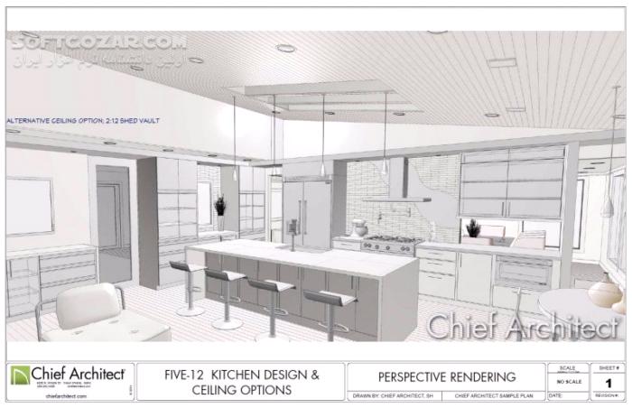 Chief Architect Premier Interiors X11 v21 3 0 85 macOS تصاویر نرم افزار  - سافت گذر