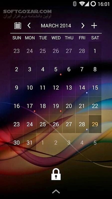 Chronus Pro – Home Lock Widget 15 4 1 for Android 4 2 تصاویر نرم افزار  - سافت گذر