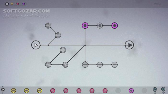Circuits تصاویر نرم افزار  - سافت گذر