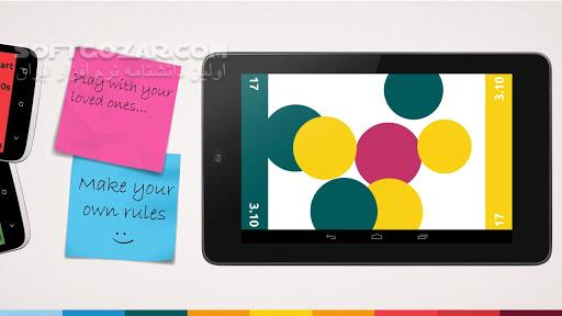 Circulets 1 7 for Android 3 0 تصاویر نرم افزار  - سافت گذر