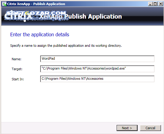 Citrix XenApp 6 5 for Windows Server 2008 R2 Hotfix Rollup Pack 1 تصاویر نرم افزار  - سافت گذر
