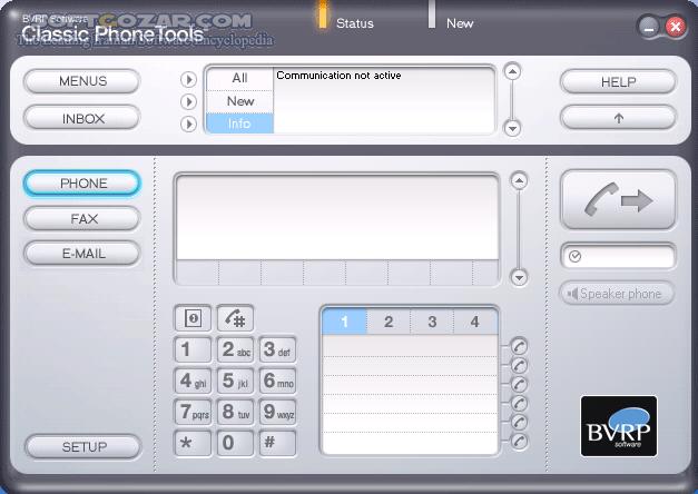 Classic PhoneTools 9 تصاویر نرم افزار  - سافت گذر