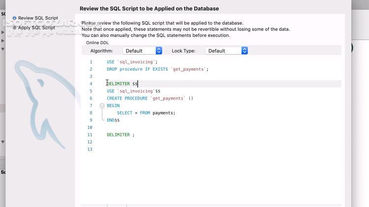 Code with Mosh Complete SQL Mastery تصاویر نرم افزار  - سافت گذر