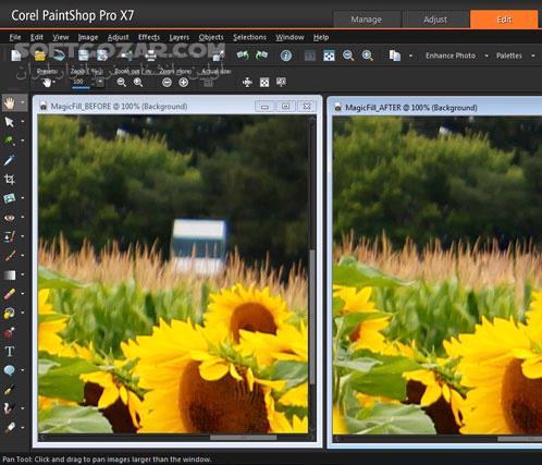 Corel PaintShop Pro 2020 Ultimate 22 1 0 44 Pro 22 1 0 43 تصاویر نرم افزار  - سافت گذر