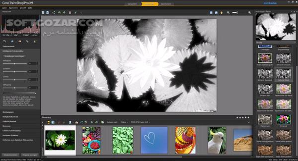 Corel PaintShop Pro 2019 Ultimate 21 1 0 22 تصاویر نرم افزار  - سافت گذر