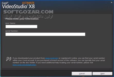 Corel VideoStudio Ultimate 2019 22 3 0 439 Standard Contents PlugIns 2018 تصاویر نرم افزار  - سافت گذر