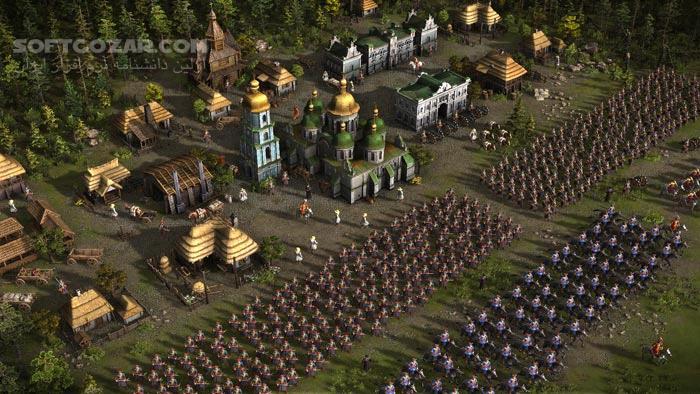 Cossacks 3 Rise to Glory تصاویر نرم افزار  - سافت گذر
