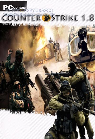 Counter Strike 1 8 تصاویر نرم افزار  - سافت گذر