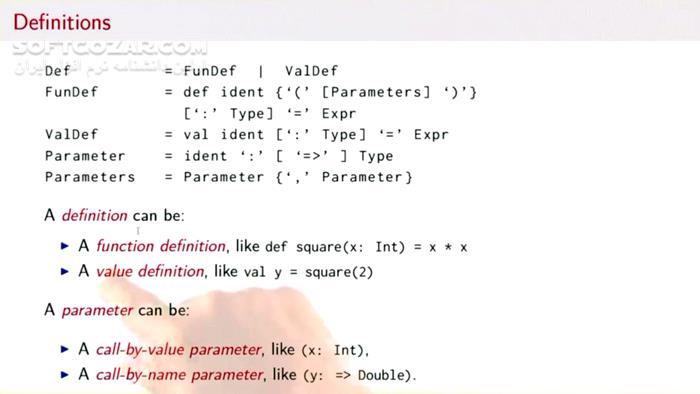 Coursera Functional Programming Principles in Scala تصاویر نرم افزار  - سافت گذر