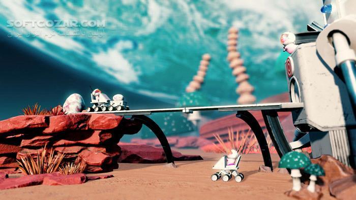 Crazy Machines 3 تصاویر نرم افزار  - سافت گذر