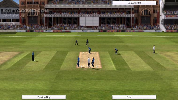 Cricket Captain 2015 تصاویر نرم افزار  - سافت گذر