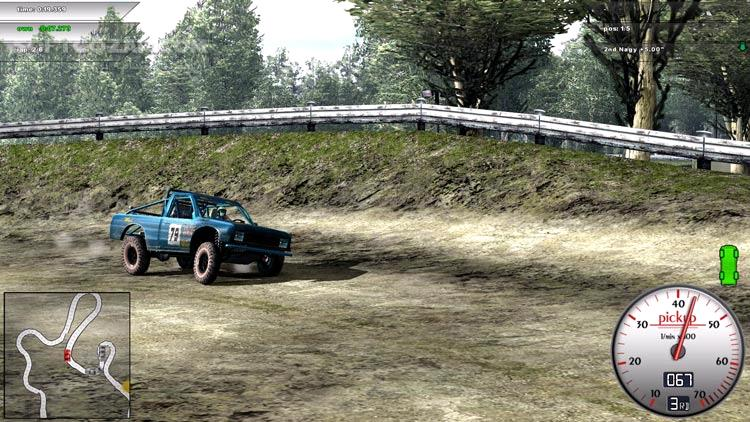 Cross Racing Championship Extreme تصاویر نرم افزار  - سافت گذر