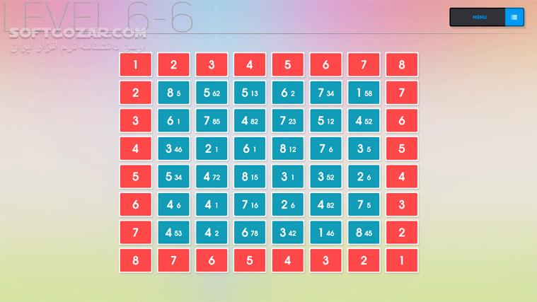 Cross Set تصاویر نرم افزار  - سافت گذر