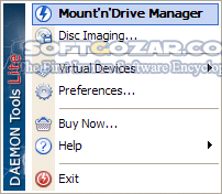 DAEMON Tools Lite 10 11 0 948 Lite Unlocked Pro 8 3 0 0742 Ultra 5 6 0 1216 تصاویر نرم افزار  - سافت گذر