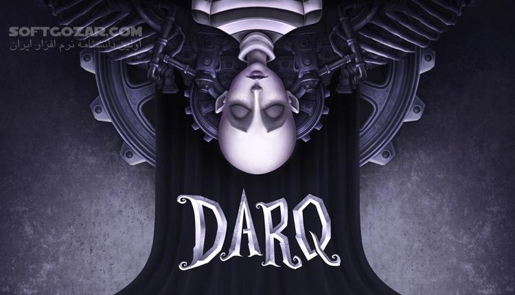 DARQ تصاویر نرم افزار  - سافت گذر