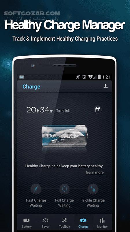 DU Battery Saver PRO Widgets 4 9 5 Pro for Android 4 0 تصاویر نرم افزار  - سافت گذر