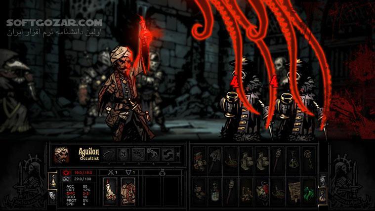 Darkest Dungeon Update v16708 تصاویر نرم افزار  - سافت گذر