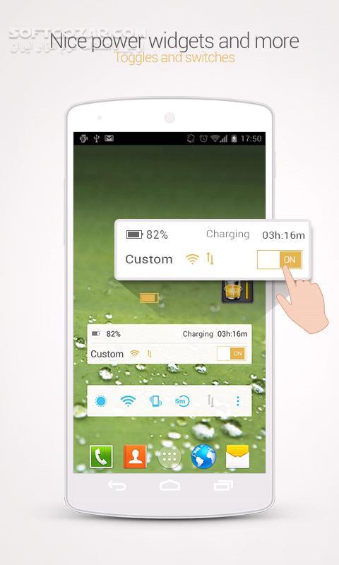 Deep Sleep Battery Saver Pro 4 9 938 for Android 2 3 تصاویر نرم افزار  - سافت گذر