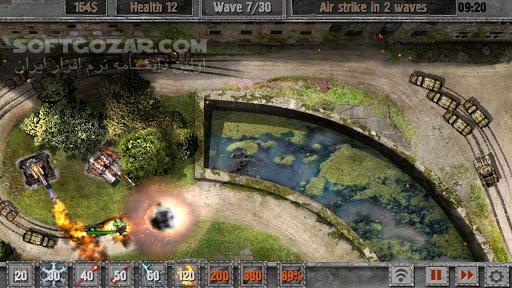 Defense zone 3 1 1 26 for Android 2 3 تصاویر نرم افزار  - سافت گذر