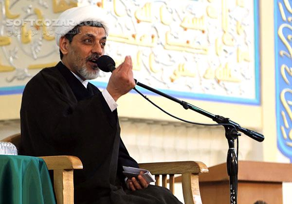 سخنرانی حجت الاسلام رفیعی درباره دعا برای امام زمان (عج) تصاویر نرم افزار  - سافت گذر