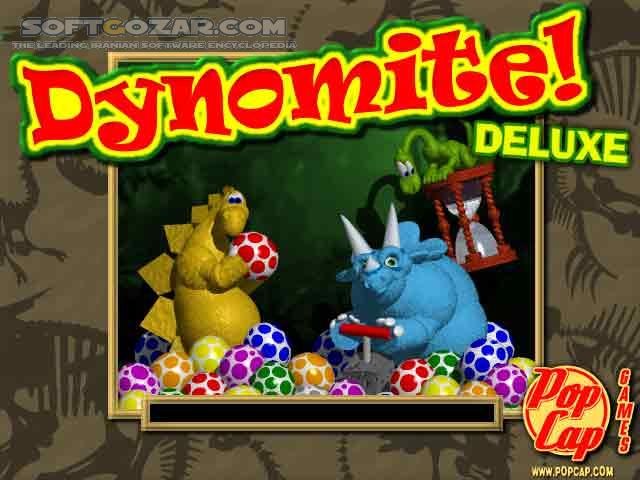 Dynomite Deluxe 2 71 تصاویر نرم افزار  - سافت گذر