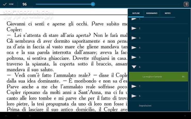 EBookDroid 2 7 3 for Android 4 0 تصاویر نرم افزار  - سافت گذر