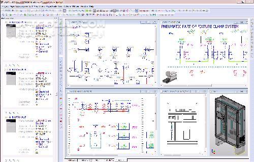 EPLAN Fluid 2 7 3 11418 Win64 تصاویر نرم افزار  - سافت گذر