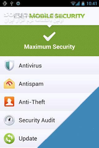 ESET Mobile Security 5 1 29 0 for Android 4 0 تصاویر نرم افزار  - سافت گذر