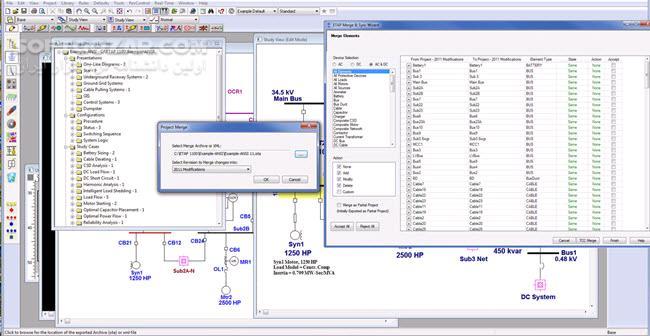 ETAP 16 0 0 x64 تصاویر نرم افزار  - سافت گذر