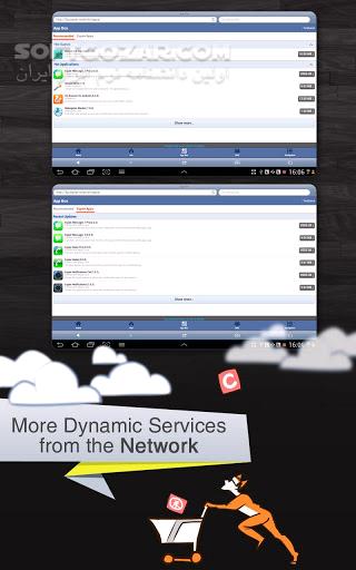 Espier Launcher i7 1 4 7 i7 HD 1 2 1 for Android 2 2 تصاویر نرم افزار  - سافت گذر