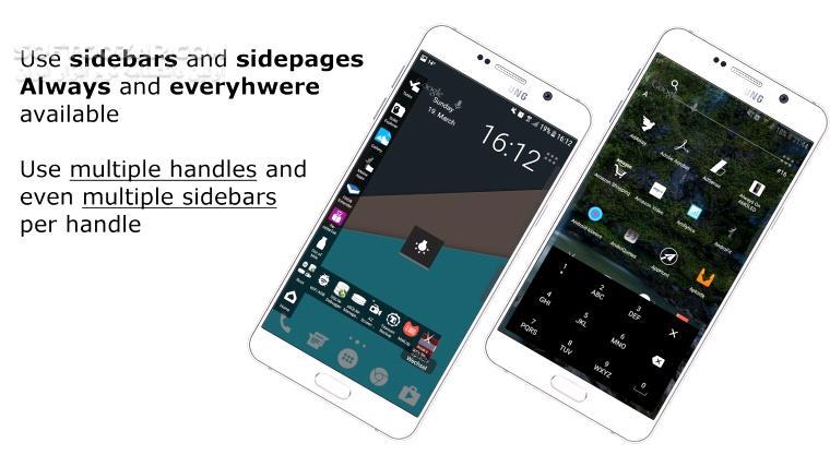 Everywhere Launcher Pro 1 91 for Android 4 1 تصاویر نرم افزار  - سافت گذر