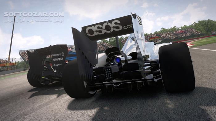 F1 2014 تصاویر نرم افزار  - سافت گذر