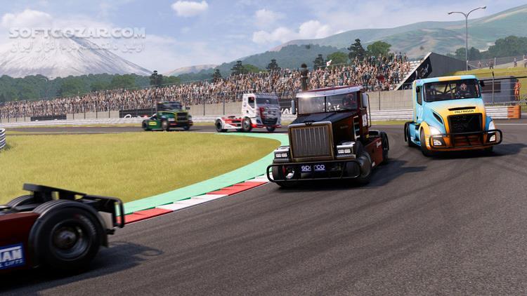 FIA European Truck Racing Championship تصاویر نرم افزار  - سافت گذر