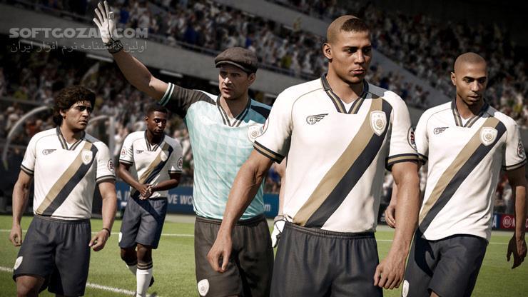 FIFA 18 تصاویر نرم افزار  - سافت گذر