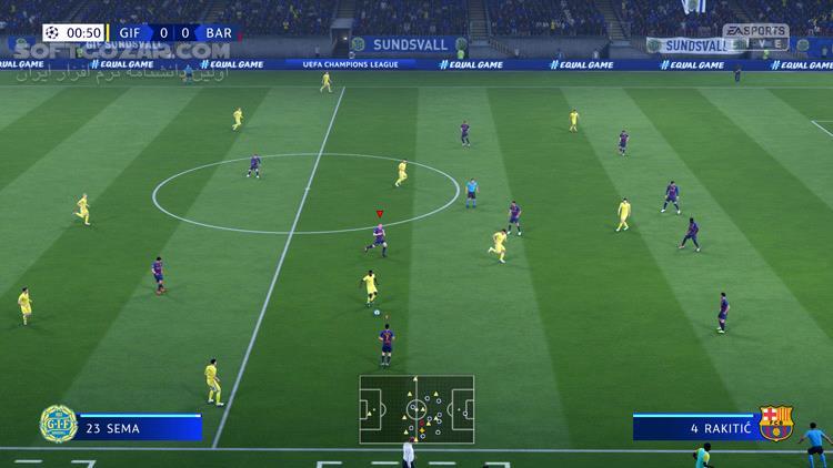 FIFA 19 تصاویر نرم افزار  - سافت گذر