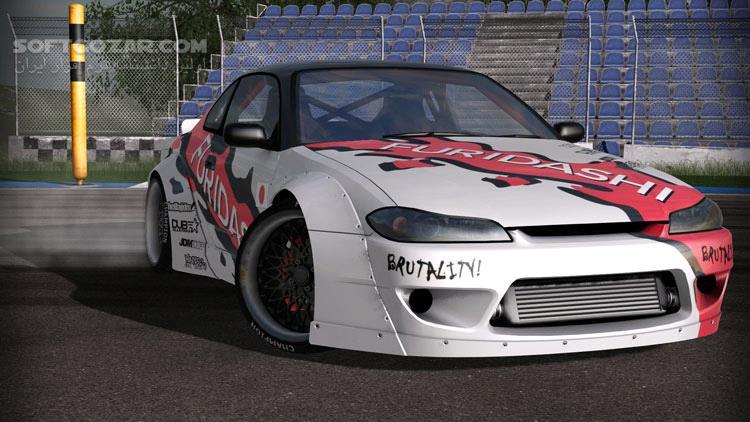 FURIDASHI Drift Cyber Sport Updates تصاویر نرم افزار  - سافت گذر