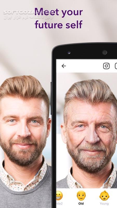 FaceApp Pro 3 4 7 for Android 4 4 تصاویر نرم افزار  - سافت گذر