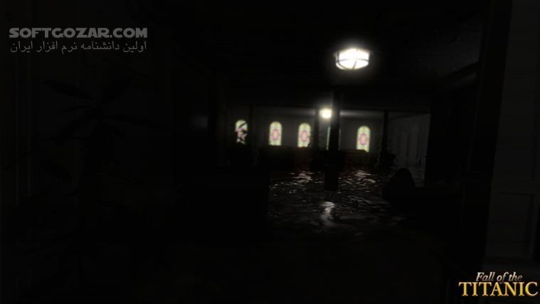 Fall of the Titanic تصاویر نرم افزار  - سافت گذر