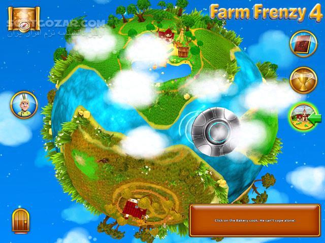 Farm Frenzy 4 v1 0 تصاویر نرم افزار  - سافت گذر