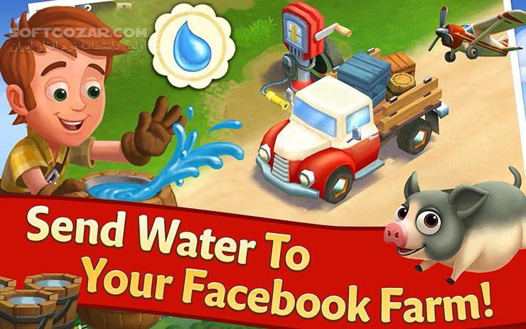 FarmVille 2 Country Escape 14 0 4977 for Android 4 0 تصاویر نرم افزار  - سافت گذر
