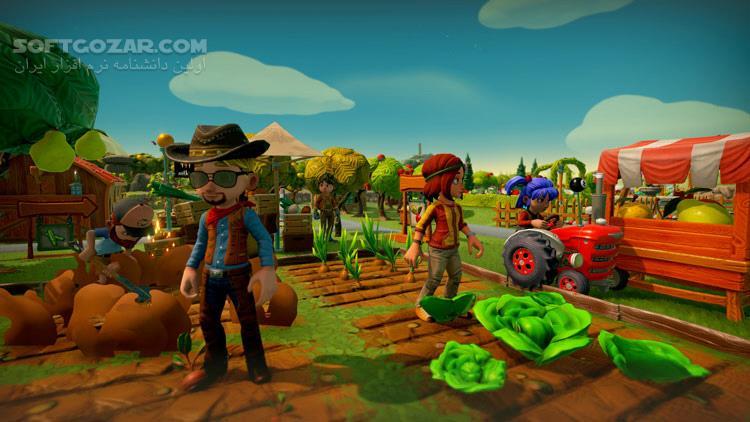Farm Together تصاویر نرم افزار  - سافت گذر